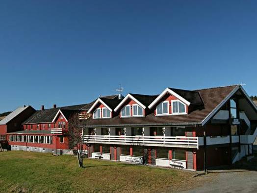 Kamben Høyfjellshotell, Gol