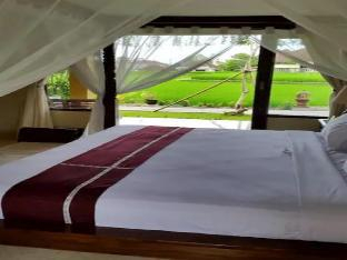 #118 Suite Room Rice Field View at Ubud Center, Gianyar