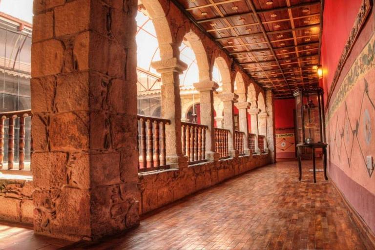 Casa de Piedra, Pedro Domingo Murillo