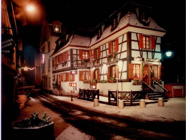 Hotel Dontenville, Bas-Rhin