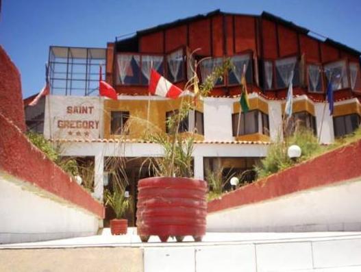 Nuevo Hotel Saint Gregory, Arica