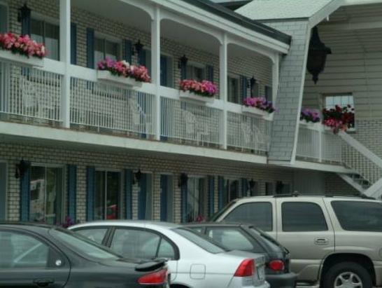 Motel La Siesta, Champlain