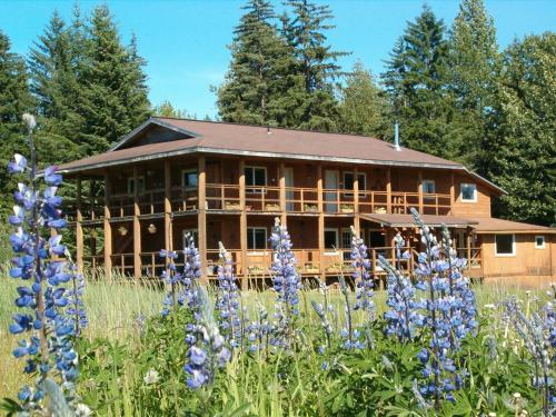 The Annie Mae Lodge, Skagway-Yakutat-Angoon