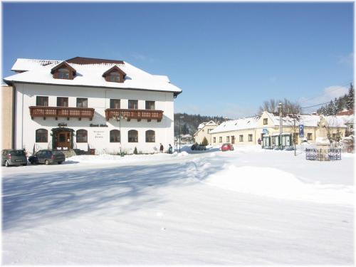 Hotel Stara Skola, Blansko