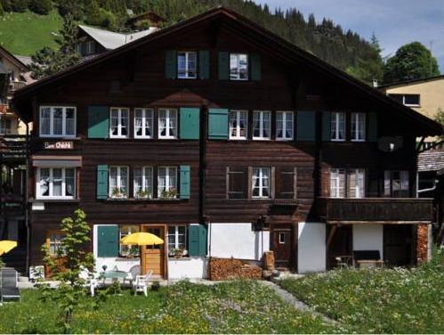 Chalet Bim Chilchli, Interlaken