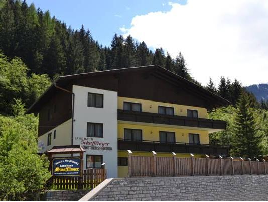 Landhaus Schafflinger, Sankt Johann im Pongau
