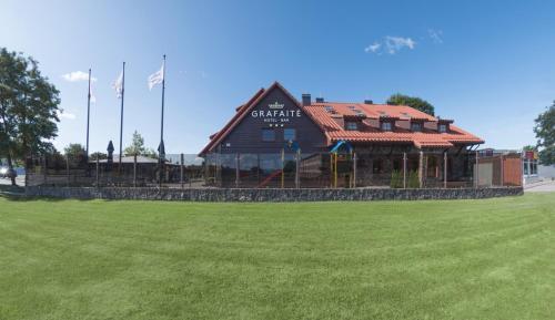 Hotel - Bar Grafaite, Šiaulių