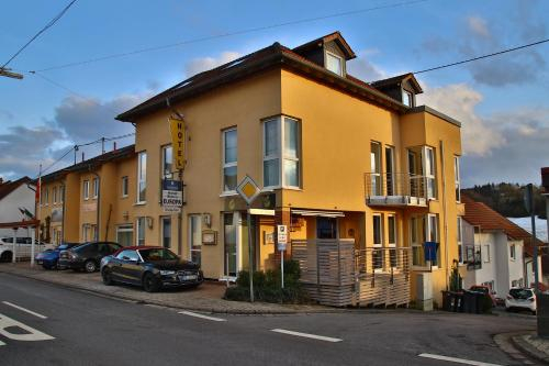 Hotel-Bistro-Europa, Neunkirchen