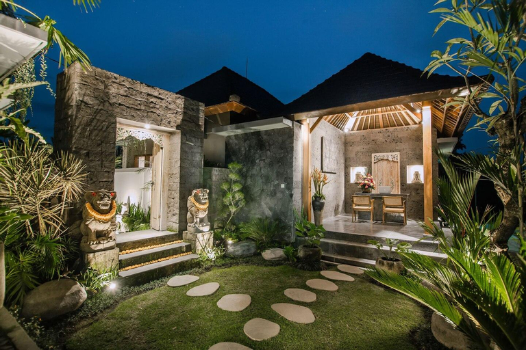 four bedroom villa complex suitable for  groups, Gianyar