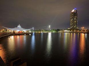 Mediterania  Marina, BALCONY View DUFAN ANCOL , North Jakarta