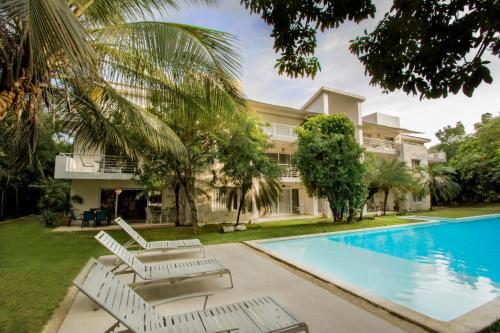 Luxury House B&B, Cozumel