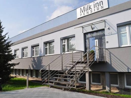 Pension Milk Inn, Praha 14