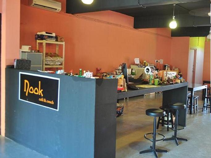 The Nook Bed & Breakfast, Kuching