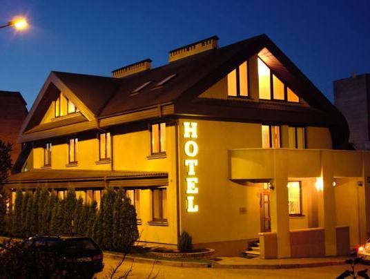 Hotel Senas Namas, Alytaus