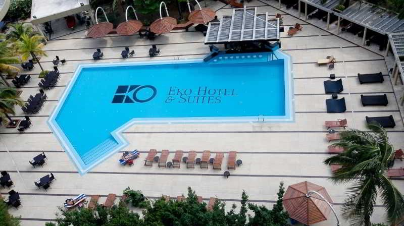 Eko Hotels and Suites, Eti-Osa