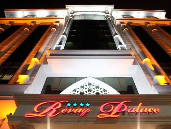 Revag Palace Hotel, Merkez