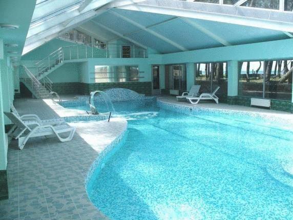 Villa ReTa Hotel & SPA, Lanchkhuti