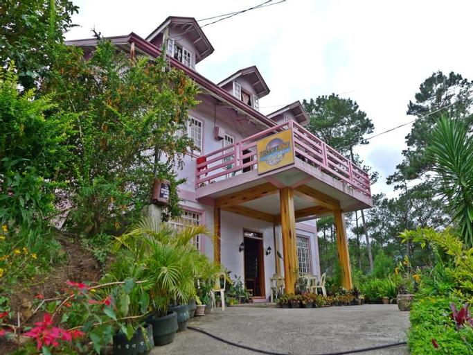 Misty Lodge and Cafe, Sagada