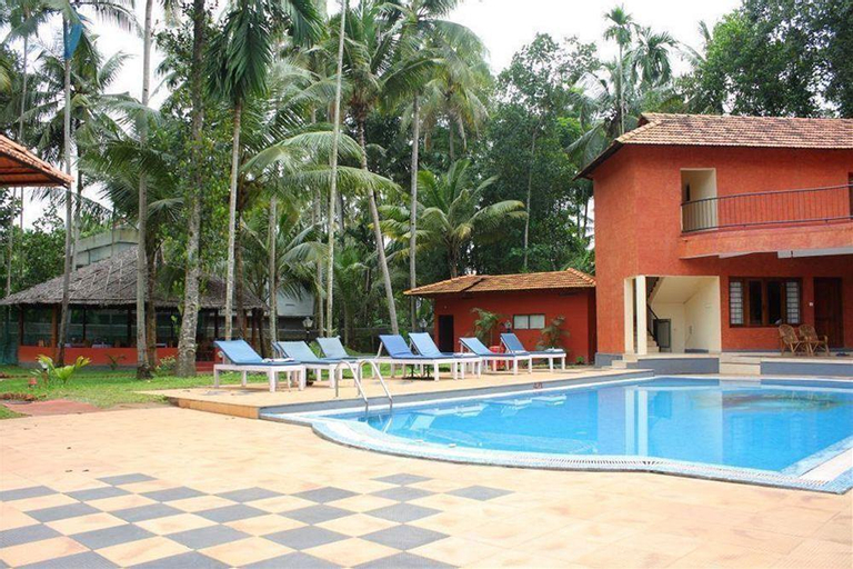 Deshadan Cliff and Beach Resort, Thiruvananthapuram