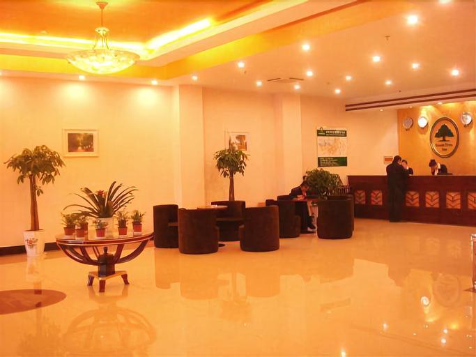 GreenTree Inn Binzhou Bincheng District Third Huanghe Road Wusi Plaza, Binzhou