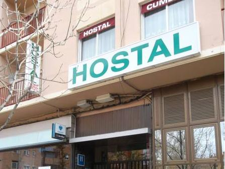 Hostal Cumbre, Zaragoza