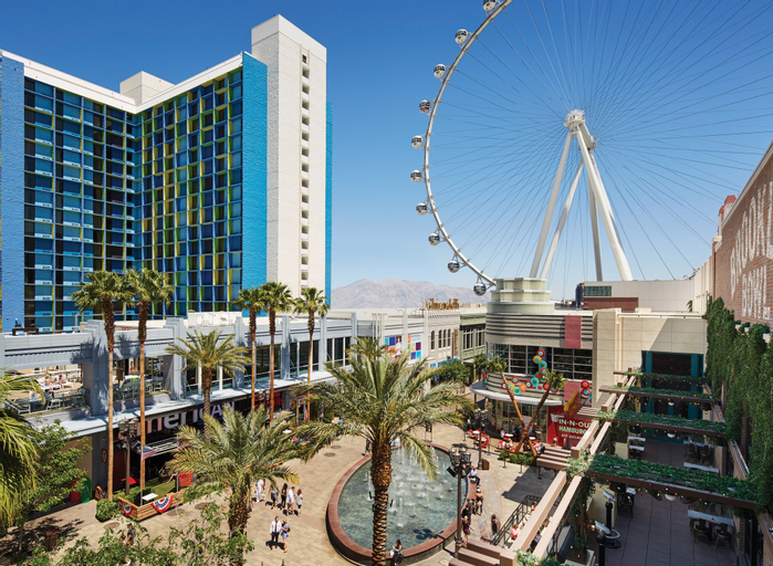 The LINQ Hotel + Experience, Clark