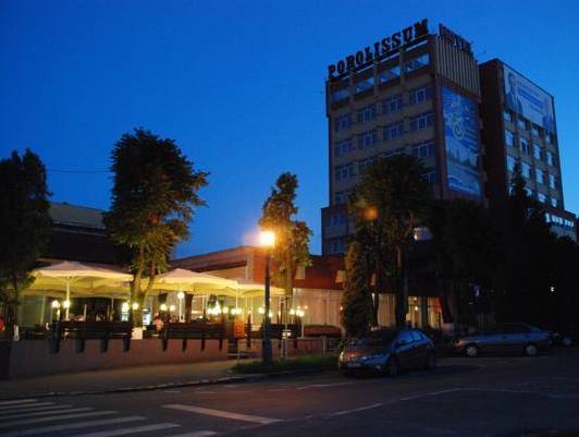 Hotel Porolissum, Zalau