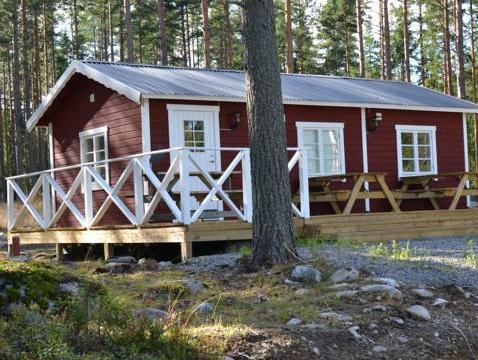 Älgparkens Stugby, Ockelbo