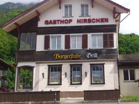 Hotel Restaurant Hirschen, Interlaken