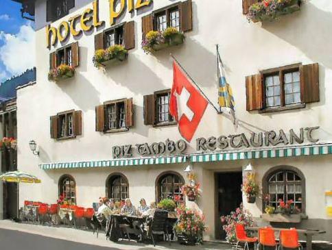 Hotel Piz Tambo, Hinterrhein