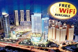Big 94sqm, 2min walk to Neo Soho/Central Park Mall, West Jakarta