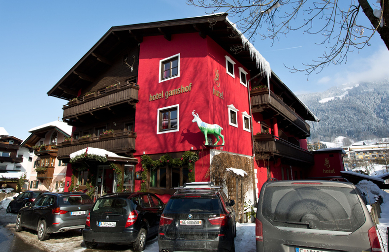 Hotel Gamshof, Kitzbühel