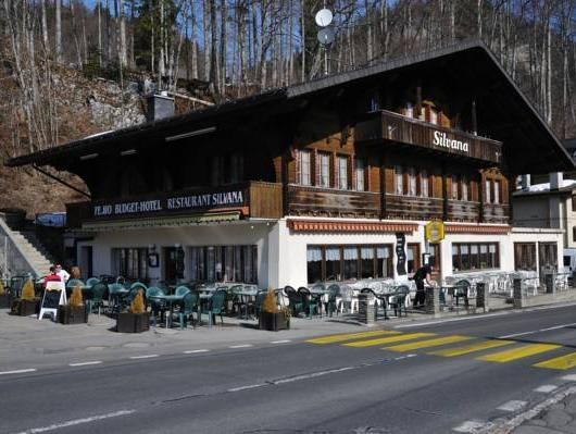 Infopoint - Hotel Silvana, Oberhasli