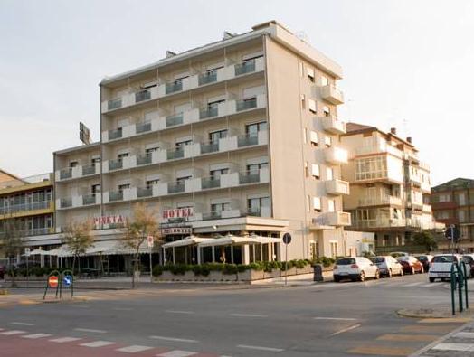 Hotel Pineta, Venezia