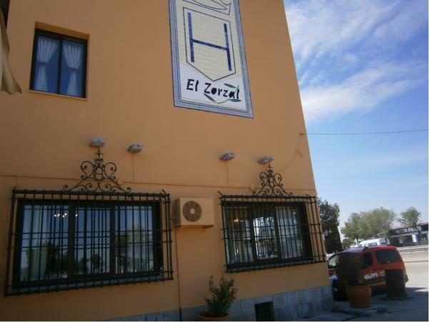 Hotel El Zorzal, Toledo