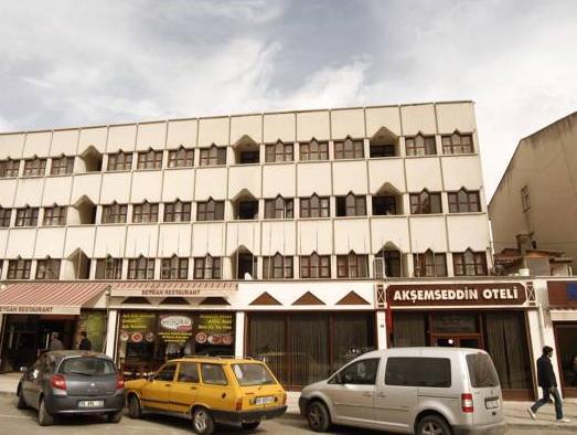 Aksemseddin Hotel, Beypazarı
