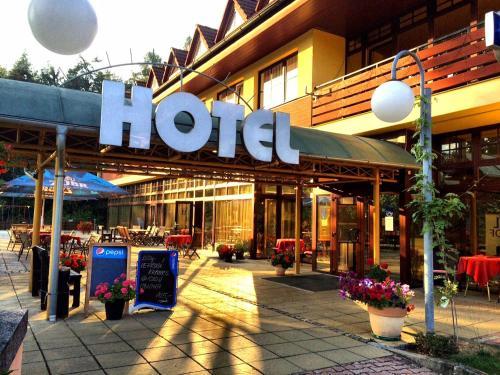 Hotel Annahof, Žďár nad Sázavou