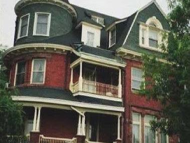 Wilson House Bed & Breakfast, Baltimore