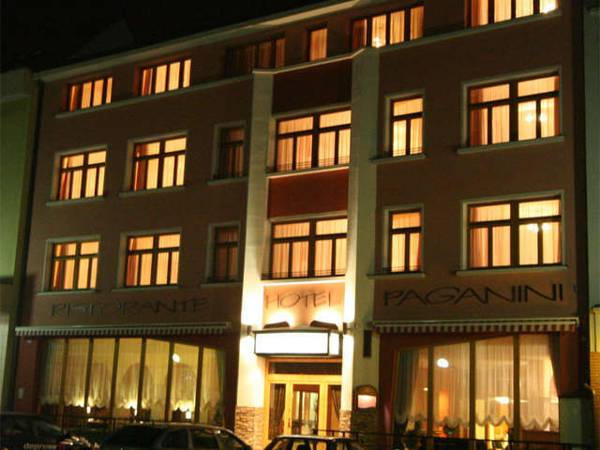 Hotel Paganini, Mělník