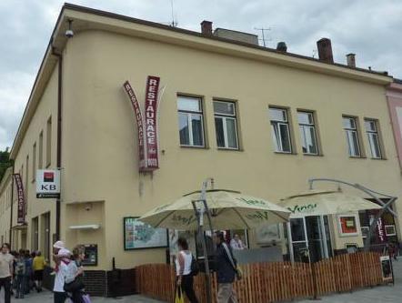 Hotel THT, Svitavy