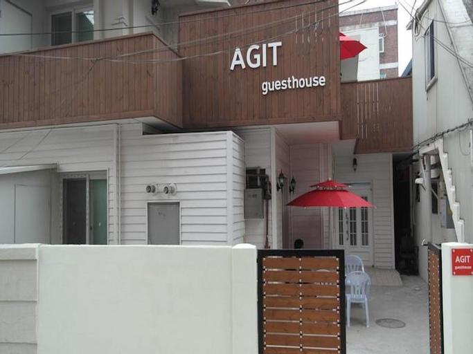 Agit Guesthouse, Jongro