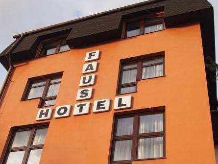 Hotel Faust, Děčín