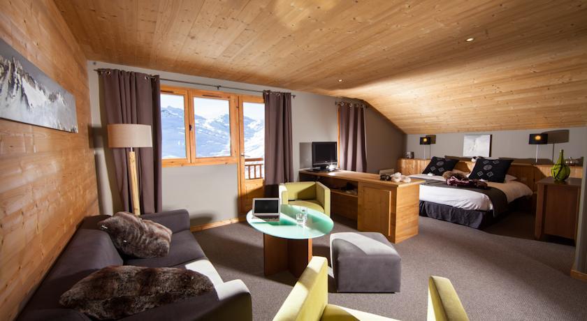 Chalet Hotel Kaya, Savoie