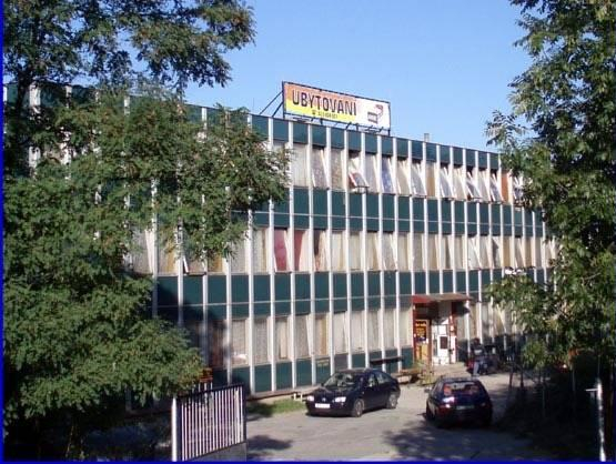 Hostel Monty, Praha - východ