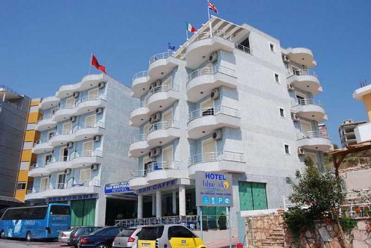 Hotel Blue Sky, Sarandës