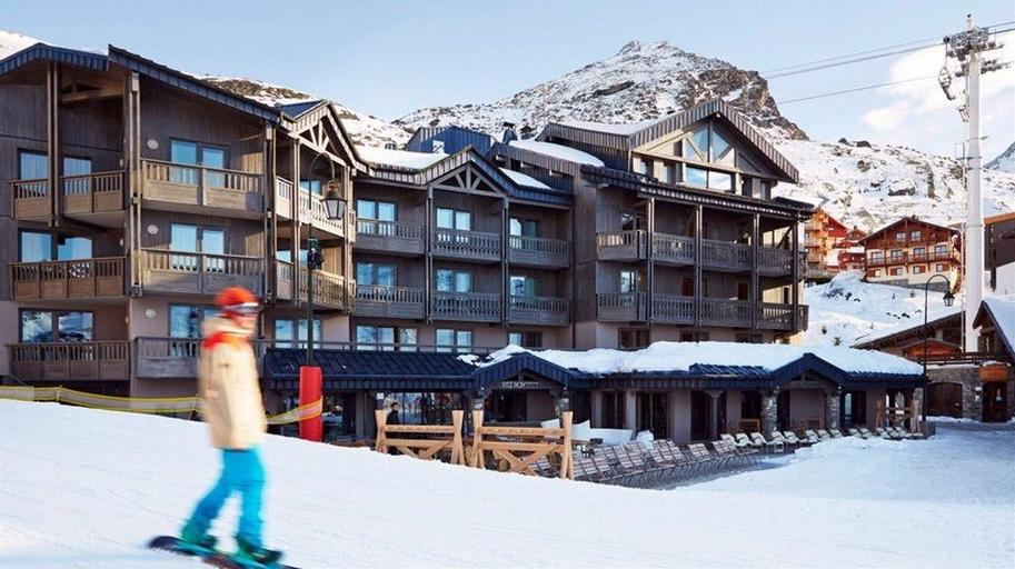 Hotel Le Fitz Roy, Savoie