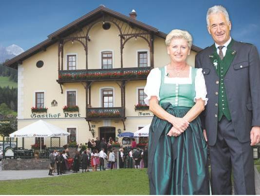 Hotel Gasthof Post, Sankt Johann im Pongau
