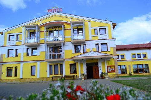 Hotel Rajski Ogrod, Ropczyce-Sędziszów