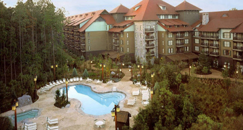Disney's Wilderness Lodge Package, Orange