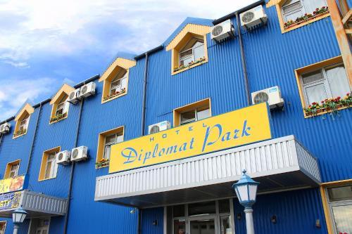 Hotel Diplomat Park, Loukovit